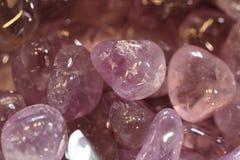 Violetkleurige achtergrond Stock Afbeeldingen