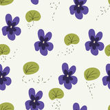Violets background Royalty Free Stock Photo