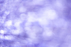 Violett bokeh abstrakt bakgrund Royaltyfri Bild