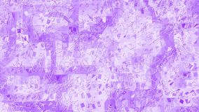 Violett eller purpurfärgad låg poly vinkande yttersida som den modiga bakgrunden Violett geometriskt vibrerande miljö eller pulse stock illustrationer
