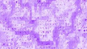 Violett eller purpurfärgad låg poly vinkande yttersida som den populära bakgrunden Violett geometriskt vibrerande miljö eller pul vektor illustrationer