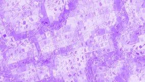Violett eller purpurfärgad låg poly vinkande yttersida som fullständigt bakgrunden Violett geometriskt vibrerande miljö eller pul vektor illustrationer