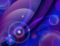Violett geometrisk abstrakt bakgrund, vektortapet fodrar vektor illustrationer