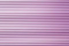 violett modell för vägg för färgmetalllager Royaltyfri Foto