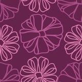 Violett--Muster Lizenzfreies Stockbild
