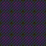 Violett purpurfärgat mörker för sömlös modell - gräsplan Royaltyfri Foto