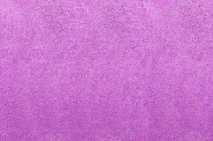 Violett slät yttersida royaltyfri foto