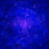 Violett textur för abstrakt triangel Royaltyfri Fotografi