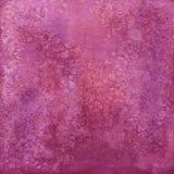 Violett textur för abstrakt vattenfärg mörk paper vattenfärgyellow för forntida bakgrund Arkivfoton