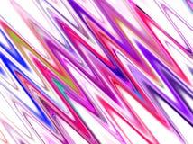 Violetta purpurfärgade ljusa former, toner, bildar på livlig abstrakt bakgrund arkivfoto