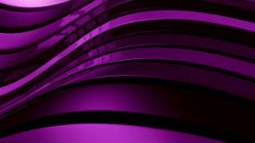 Violette abstracte illustratie Royalty-vrije Stock Afbeeldingen
