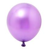 Violette ballon Royalty-vrije Stock Afbeelding