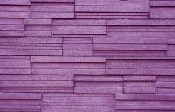 Violette Blockwand Stockbilder