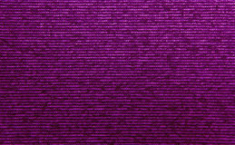 Violette de rose de coton de texture de tissu Photos libres de droits