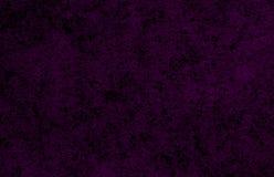 Violette donkere muurachtergrond Royalty-vrije Stock Afbeeldingen