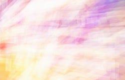 Violette en gele achtergrond Vector patroon Royalty-vrije Stock Fotografie