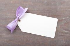 Violette lijn Royalty-vrije Stock Afbeelding