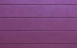 Violette muur Royalty-vrije Stock Afbeelding