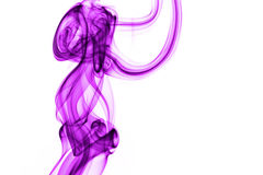 Violette rook Stock Fotografie
