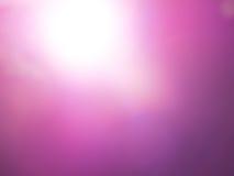 Violetter abstrakter Unschärfehintergrund Lizenzfreie Stockfotos