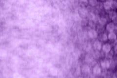 Violetter bokeh Hintergrund, getont Stockfotos