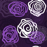 Violetter Hintergrund Stockbild