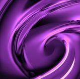 Violettes Chrom stock abbildung