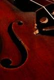 Violin. Instrument, still life, italy Stock Image