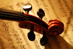 Free Violin 2 Royalty Free Stock Photos - 2771158