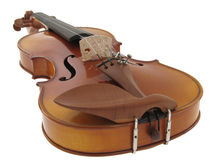 The Violin Royalty Free Stock Photography