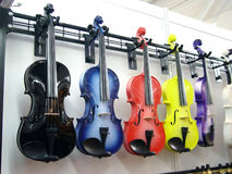 Violin Royalty Free Stock Photos