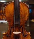 Violin, Antonio Stradivary, Cremona, Italy, 1707 Royalty Free Stock Photos