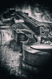 Violin art, Royalty Free Stock Images