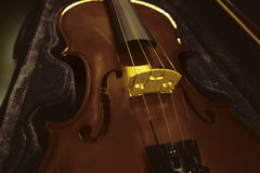 Violin background. Violin body for use in background and posters Royalty Free Stock Photo