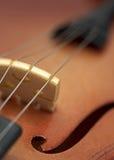 Violin background Royalty Free Stock Photo