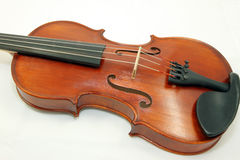Violin body Royalty Free Stock Photography