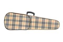 Violin case Stock Image