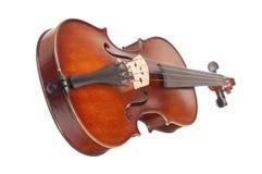Violin closeup Royalty Free Stock Photo