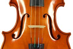 Violin detail Stock Photos