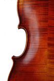 Violin details Royalty Free Stock Photo