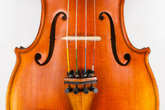 Violin and fine tuners Royalty Free Stock Photography