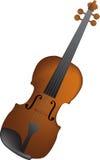 Violin illustration Stock Photography