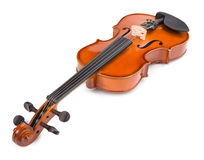 Violin isolate Royalty Free Stock Photography