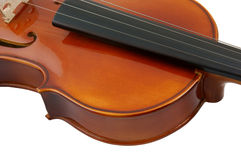 Violin isolated Royalty Free Stock Photos