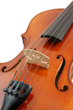 Violin isolated Royalty Free Stock Images