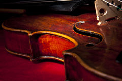 Violin music string art instrument Royalty Free Stock Photos