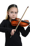 Violin Playing Royalty Free Stock Image