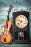 Violin - still life Royalty Free Stock Photos