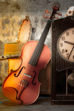 Violin - still life Stock Image