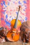 Violin  still life Royalty Free Stock Photos